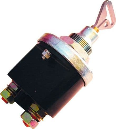 Battery Master Switch 12v / 24v 250amp with removable key Replaces Lucas SSB202
