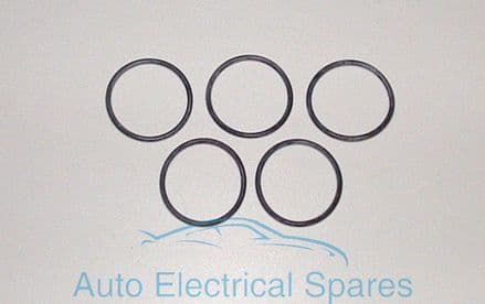Distributor O ring oil seal x 5 replaces lucas 188639 28mm x 1.77mm