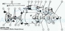 Lucas Alternator / Starter Motor Diagrams