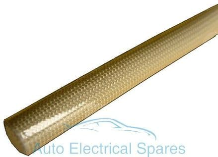 Polyurethane Lacquered Heat protective Wire Sleeving x 1mt