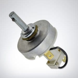 Pride rotary wiper switch replaces Lucas SQB967 145SA