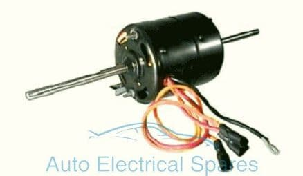 Universal heater blower motor 12v 3 speed